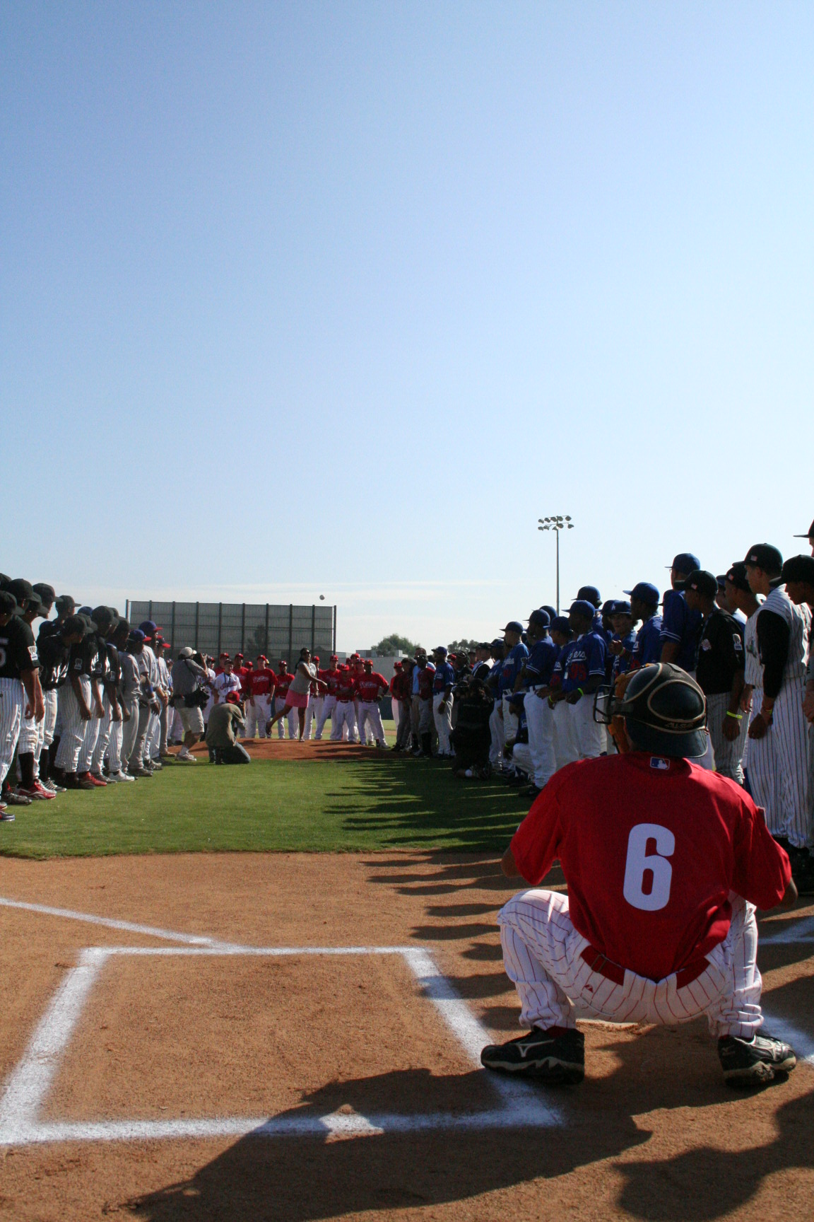 RBI World Series | Major League Baseball Urban Youth ...