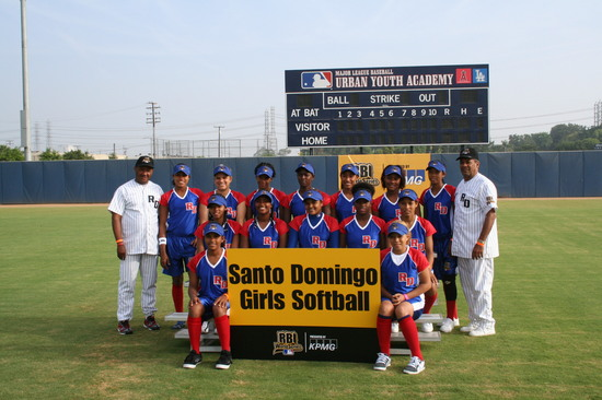 Santo Domingo, Dominican Republic Softball team