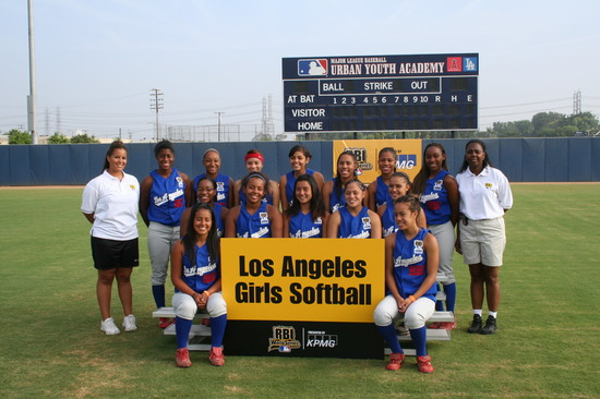 2008 RBI World Series - Softball - Los Angeles