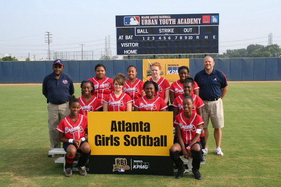 2008 RBI World Series - Softball - Atlanta