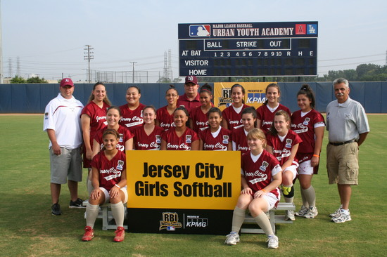 2008 RBI World Series - Softball - Jersey City