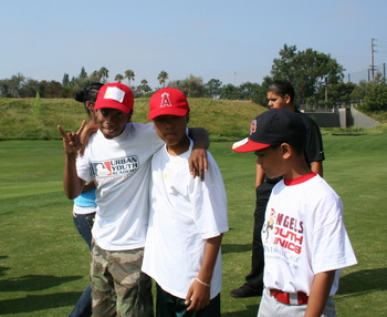 UYA - TWLC 2008 Golf and Baseball Clinic - Friendship