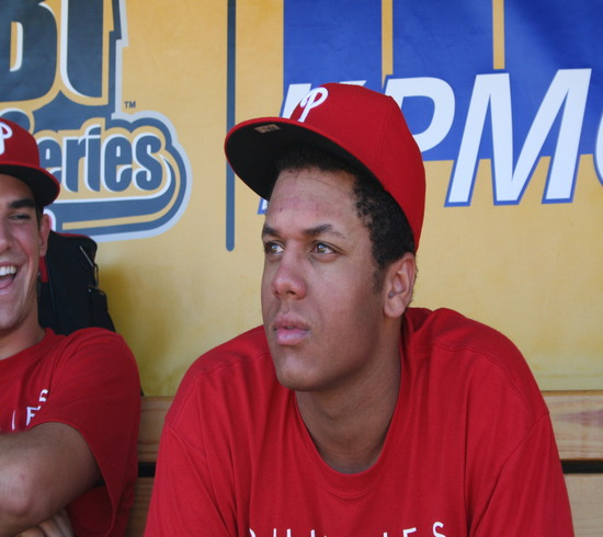2008 RBI World Series - Day 2 - Faces