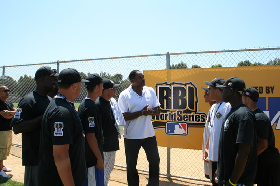 2008 RBI World Series - Day 4 - Dave Winfield 2