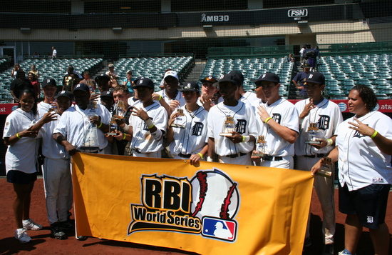 2008 RBI World Series - Day 5 - Championship Game Juniors - Detroit Champions