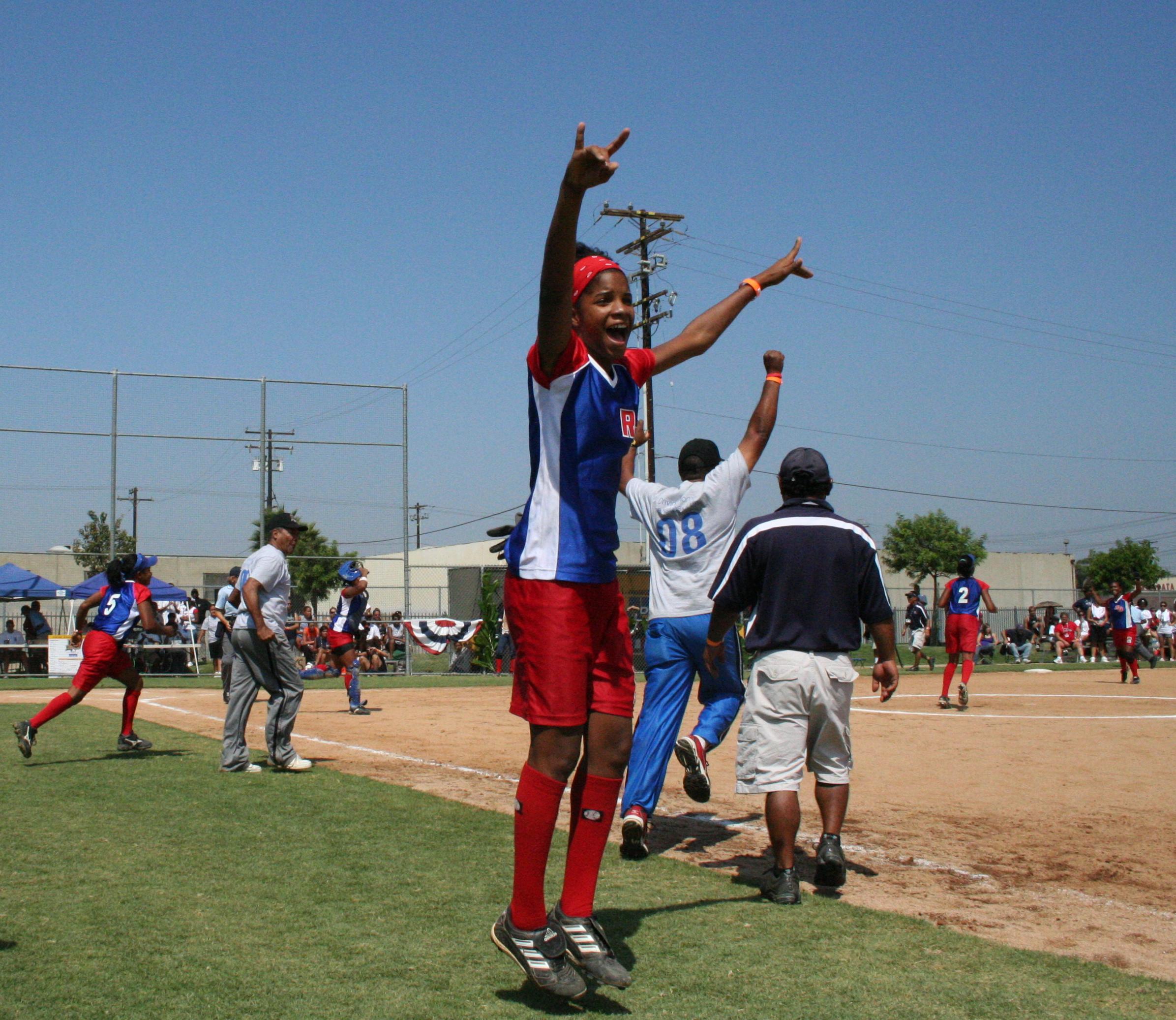 The 2008 RBI World Series Softball Champions are… | Major ...