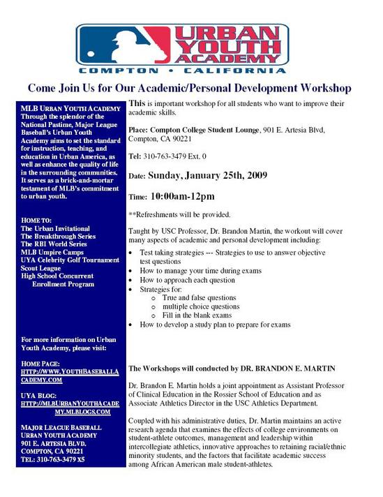 College Workshop Flier - Jan 2008.JPG