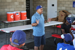 Breakthrough Series 2009 - Frank Robinson-Tommy Davis Visit 001.jpg