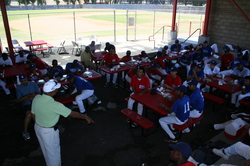 Breakthrough Series 2009 - Frank Robinson-Tommy Davis Visit 071.jpg