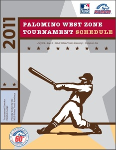 Palomino West Zone Tournament 1