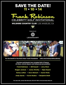 2014 Robinson Celebrity Invitational Save The Date